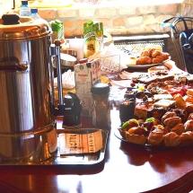 Catering - kawa i przekąski